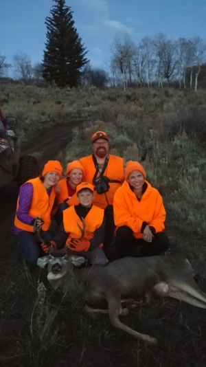 Deer Hunting in Colorado